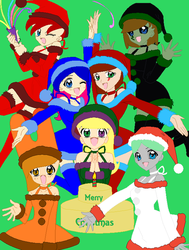 E6 wishes you a Merry Christmas! by november123456789066
