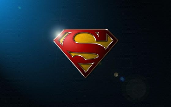 Superman S-Shield Wallpaper by SUPERMAN3D