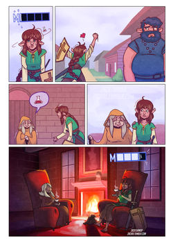 Adventures of Link: Out of MP by ZackRI