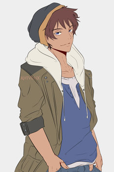 Lance- Fashion by RhIVenX