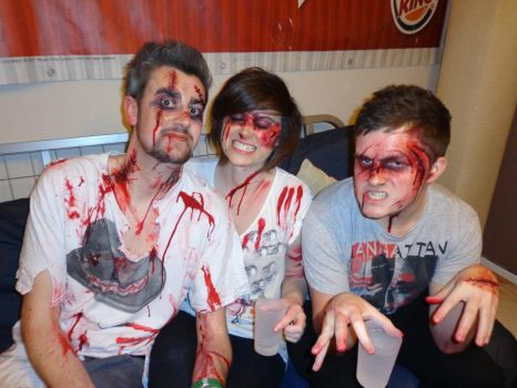 Halloween 2012 by xric