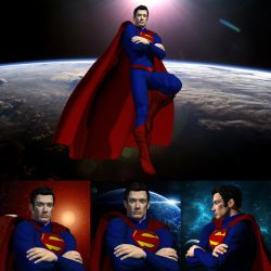 Son of Krypton by adorety