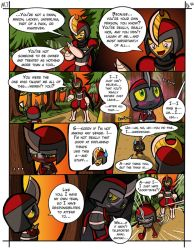Misson 7: Of Knights and Pawns - Page 46 by CrimsonAngelofShadow