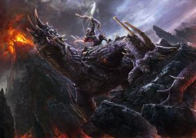 The_King_Of_Volcano by noah-kh