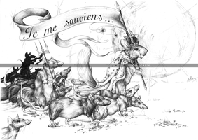 Traditional Rats Ceremonial by Zellgarm