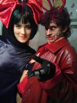 Me and Ricky 2 (cosplay Lucca 2016) by MsXMaryX