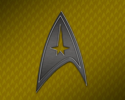 Star Trek Command Insignia by Wolverine080976