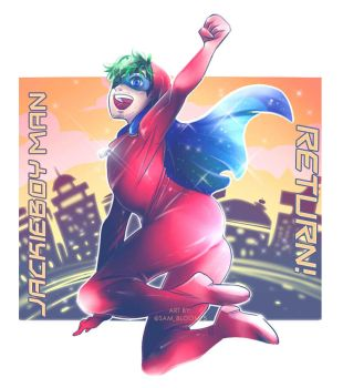 Jackieboy Man by hujikari
