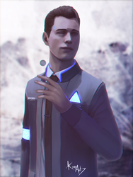 Connor. by KyoyArt