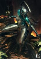 Warframe Nyx - Finding Ruk's Claw by Kevin-Glint