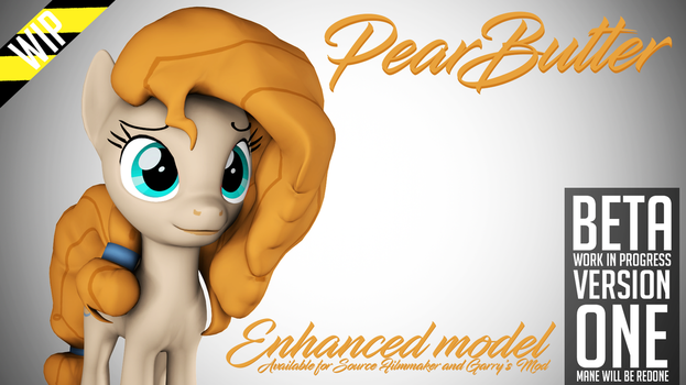 [BETA][DL] Pear Butter by DazzioN