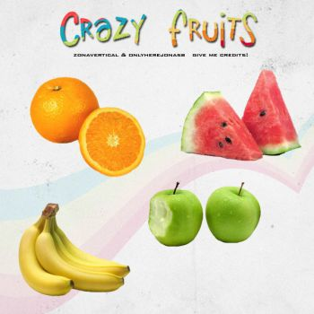 Fruits by zonavertical