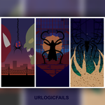 Raimi Spider-Man Trilogy by UrLogicFails