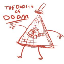 The Mystical Dorito Man by Jessupessu