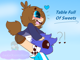 Sweets .:GIFT:. by LuckyDestinyHeart