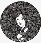 Long Hair by Ithelda