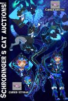 { Special Auction } SCHRODINGER'S CAT(S) (Over!) by Zoomutt