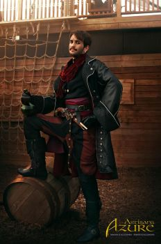 Hook Once Upon a Time Cosplay 5 by ArtisansdAzure