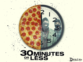 30 Min or less Art by daniacdesign