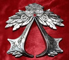 Ezio's Belt Assassin's Creed by SpankTB
