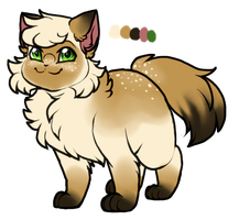Mine| NEW CAT CHARACTER COMING SOON by DevilsRealm