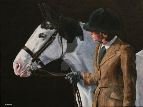 (untitled) commissioned portrait by Stephanie-Greaves