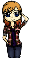 Persona Chibi for Page by Fyreglyphs
