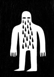 Crying Man by Teagle