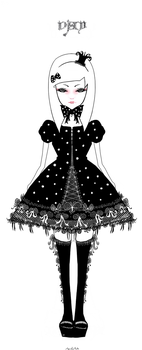 EGL Lolita Vay by VoodooBiatch