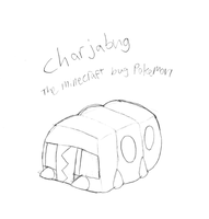 Charjabug the Minecraft Bug Pokemon
