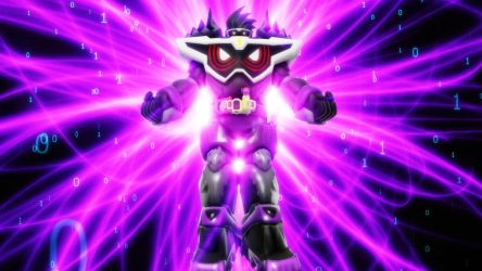 [MMD KAMEN RIDER] LEVEL 1000000000!!! by MIST-TO-GUN