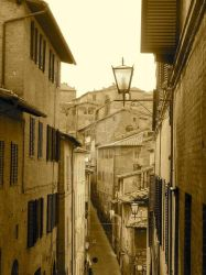 Siena Alley by ohfudge7