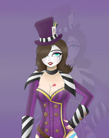 Mad Moxxi by a-planning-duo