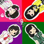 KYUU! - 9th Gen Morning Musume by Moroboshist