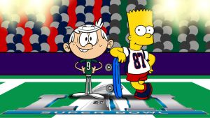 Super Bowl LII by Bearquarter2008
