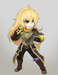 Mini Timeskip Yang by LobbyRinth