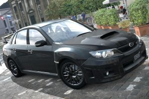 modified impreza 3 by JoshuaCordova