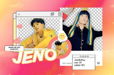 Jeno | NCT DREAM | PACK PNG by KoreanGallery