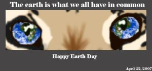 Earth Day by Half-N-Half