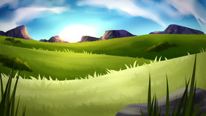 Moorland by flash-the-artist