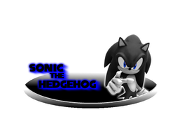 Sonic the Hedgehog Logo by ShadowofDesaster