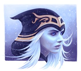 Ashe by Silartworks