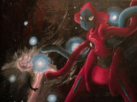 Space Deoxys