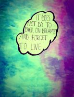 Don't Forget by likesinkingships