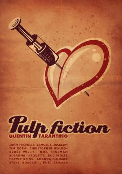 pulp fiction by garbages