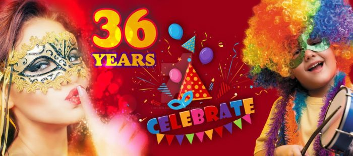 Crackers India - Celebrates 36 years of Happiness by senthilkumarcr
