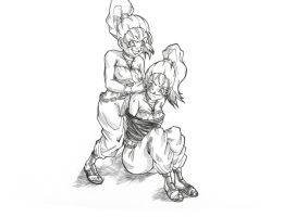 Marle kidnapped by Marle? by Bloodspl4sh