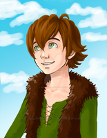 Hiccup by Silver-Solace