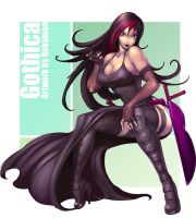 Gothica By Bokuman by Woo-Plays