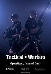 Tactical Warfare by shot-land